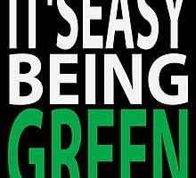 it's easy being green by maydaze