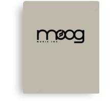 Moog Canvas Print