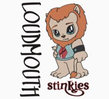 Stinkies Loudmouth by Buckworth