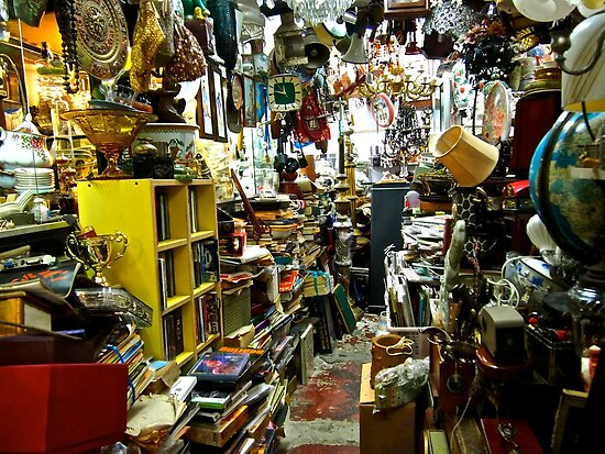 shop of curiosities Hong Kong like you have never seen it before by LoveDutchArtEbs