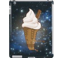 Dalek Ice-Cream a Treat in Space and Time iPad Case/Skin