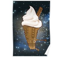 Dalek Ice-Cream a Treat in Space and Time Poster
