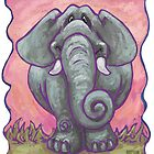 Animal Parade Elephant by Traci VanWagoner