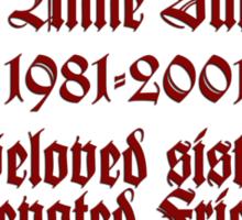 Alot Sticker