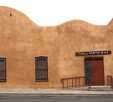 Las Vegas, New Mexico - Church by Frank Romeo