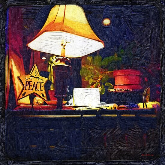 Peace Shines by RC deWinter