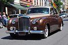 Prideful Bentley by John Schneider