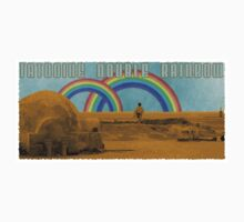 Tatooine Double Rainbow by darqenator