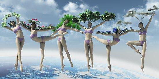 Earth Dance by Syd Baker