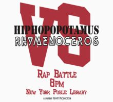 HipHopopotamus VS Rhymenoceros by TheFinalDonut