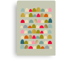 Delightful Rue Canvas Print