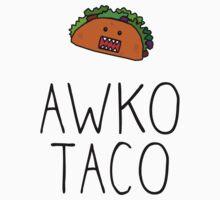 Awko Taco by RexLambo