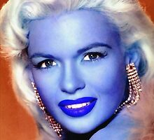 Jayne Mansfield by Art Cinema Gallery