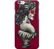Sugar Skull Sweetheart iPhone Case/Skin
