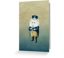 Beau Greeting Card