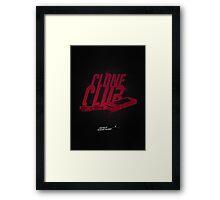 Clone Club logo Framed Print