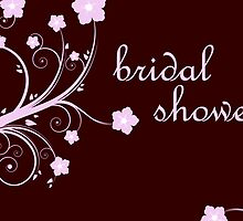 bridal shower invitations by maydaze