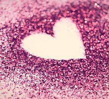 Glitter Love. by Lindsay Osborne