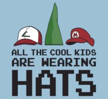 All The Cool Kids Are Wearing Hats by YouKnowThatGuy