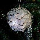 Christmas Baubles by Debbie Hetzel/Piro