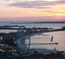 Pensacola Bay by 7thChimera