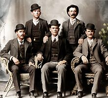 Butch Cassidy & the Wild Bunch by Mads Madsen