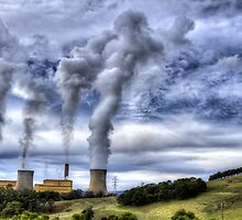 What green house gases? by photojunk