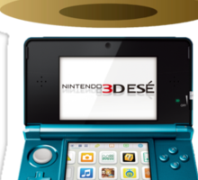 Nintendo 3D Ese Sticker