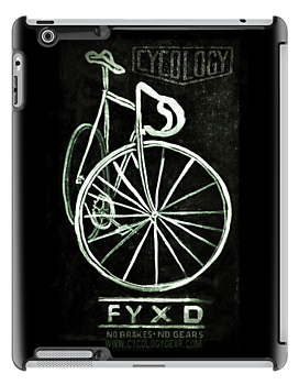 FYXD ipad cover by CYCOLOGY