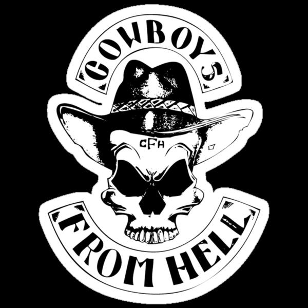 pantera cowboys from hell tattoo - photo #44