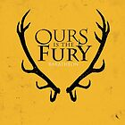 Ours is Fury by Calco