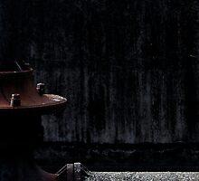 Dark Waters Flow by Thomayne