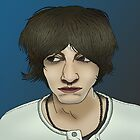 Alex Turner (Arctic Monkeys) by AdamSteve1984