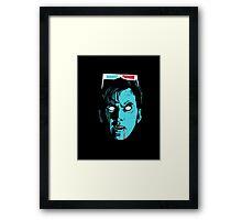 Bite of the 10th Doctor Framed Print