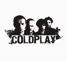 Coldplay T-shirt by razaflekis