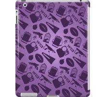 Warehouse 13 Case (Purple) iPad Case/Skin