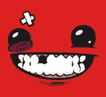 Super Meat Boy by razaflekis