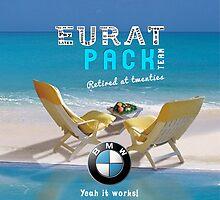 EU-RAT Pack IPhone Case by euratpack
