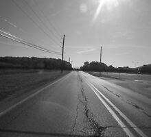 Road leading to nothing by ashleykailen05