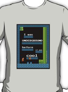 Mario Underground T-Shirt
