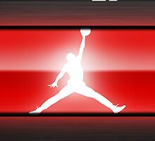 iPhone Cover - Air Jordan 23 by Chibie