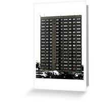 Mulberry Court , Salford Greeting Card