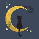My Moon by meatballhead