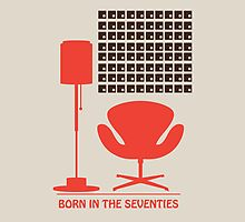 Born In The Seventies by modernistdesign