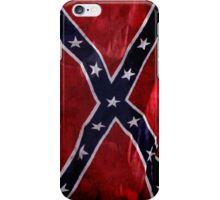 Confederate Flag Southern Cross US Flag iPhone Case/Skin
