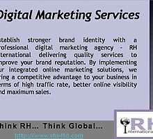 A Professional Digital Marketing Service Partner by rhiltd
