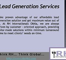 tailor-made solutions for lead generation by rhiltd