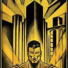 Guardian of Metropolis by Magmata