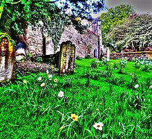 Church Yard in Richmond, UK by indiemod