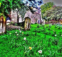 Church Yard in Richmond, UK by indiemod